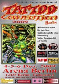 19tn int. Tattoo-convention in Berlin