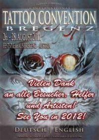 4tn int. Tattoo-convention in Bregenz