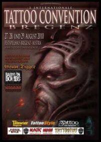 3tn int. Tattoo-convention in Bregenz