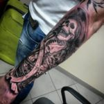 тату пирата / pirat tattoo