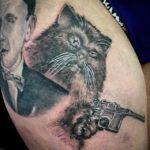behemoth tattoo