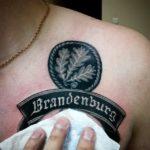 brandenburg/ military tattoo