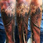 тату в саратове, татуировка в саратове, черная метка, татусалоны в саратове